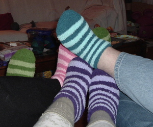 Girlsnightsocks